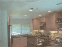 image of a Kitchen remodel B Electric did