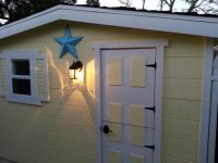 Gonzales playhouse done by Butch B electric