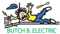 Butch B. Electric Logo